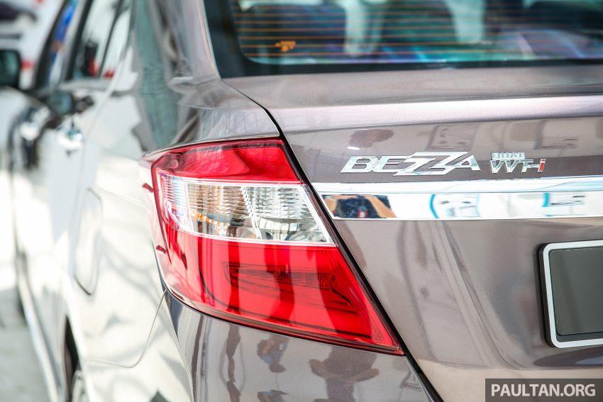 Perodua Bezza上市,完整报导,价格从 RM37k-RM51k Image #207