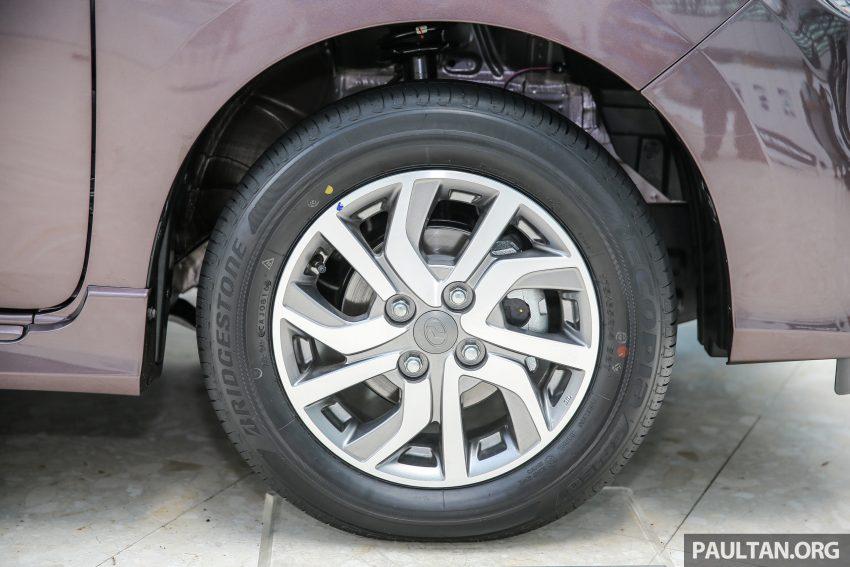 Perodua Bezza上市,完整报导,价格从 RM37k-RM51k Image #199