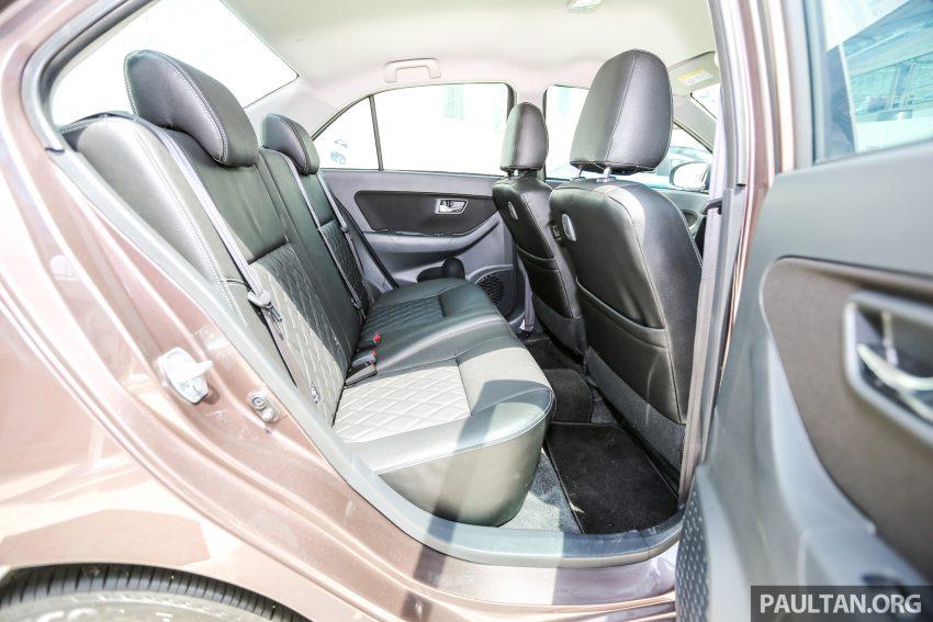Perodua Bezza上市,完整报导,价格从 RM37k-RM51k Image #242