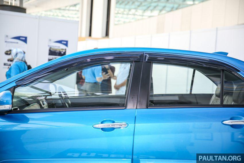 Perodua Bezza: 无需现款即可选购Gear Up套件 Image #57