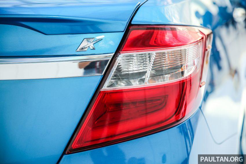 Perodua Bezza: 无需现款即可选购Gear Up套件 Image #44