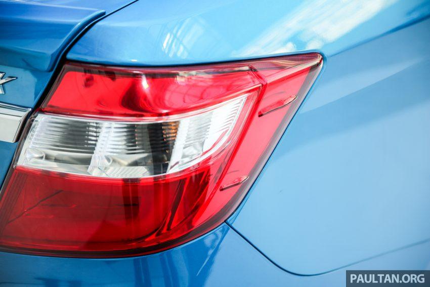 Perodua Bezza: 无需现款即可选购Gear Up套件 Image #43