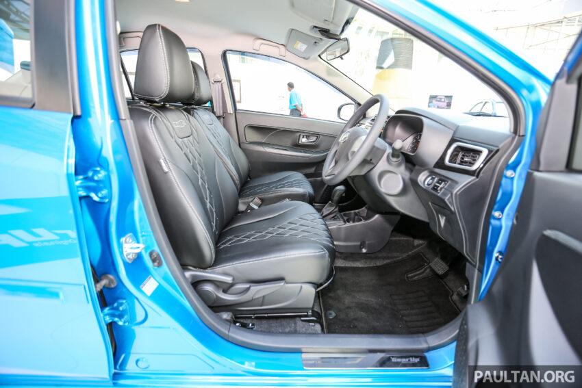 Perodua Bezza: 无需现款即可选购Gear Up套件 Image #27