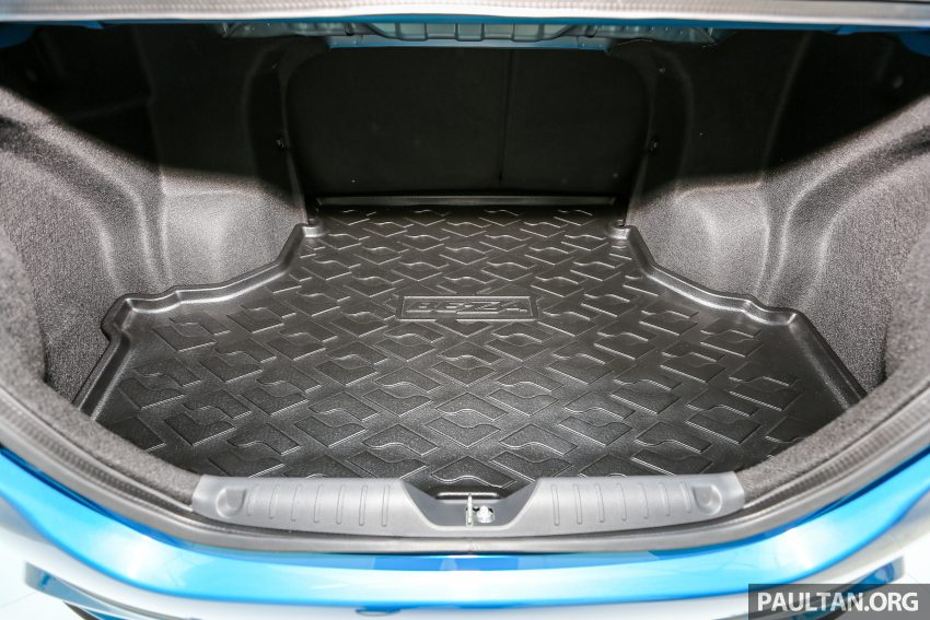 Perodua Bezza: 无需现款即可选购Gear Up套件 Image #24