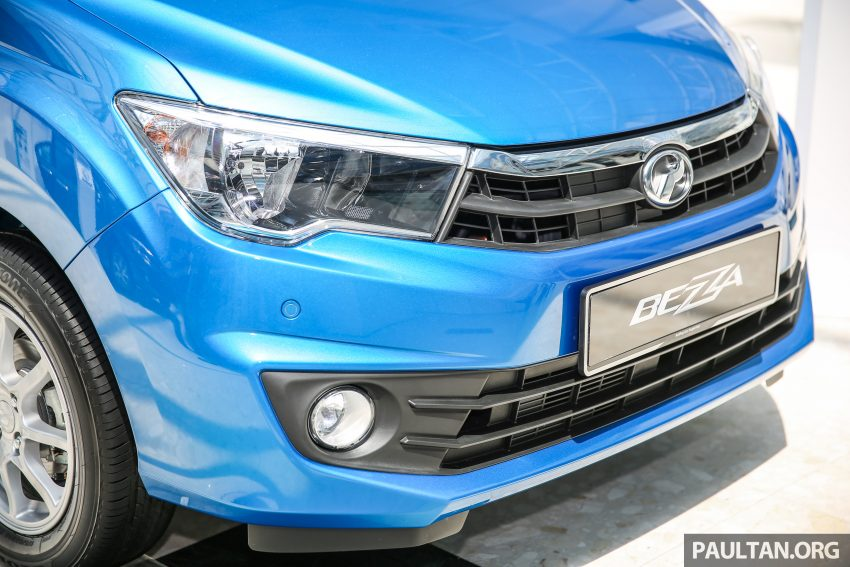 Perodua Bezza上市,完整报导,价格从 RM37k-RM51k Image #136