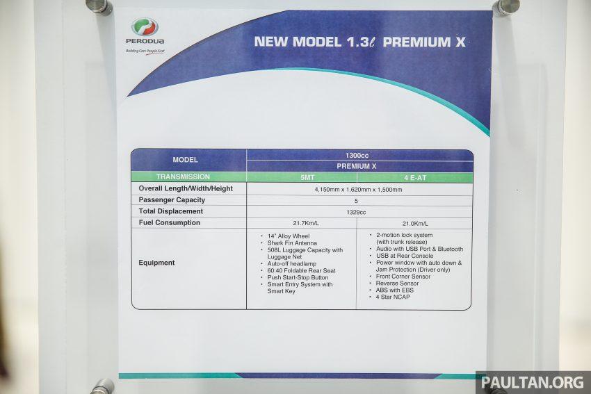 Perodua Bezza上市,完整报导,价格从 RM37k-RM51k Image #188