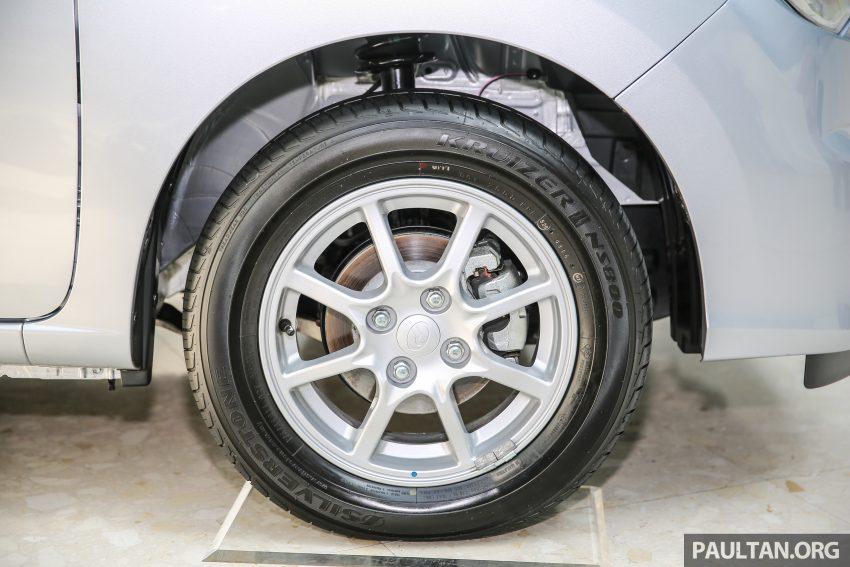 Perodua Bezza上市,完整报导,价格从 RM37k-RM51k Image #84