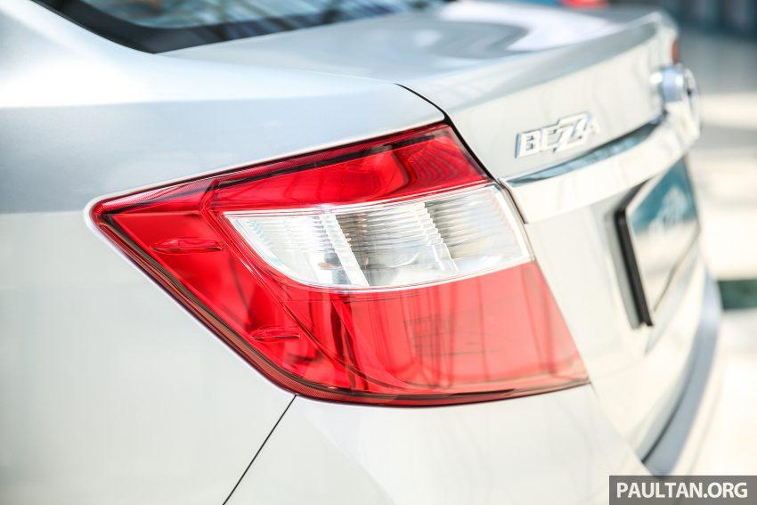 Perodua Bezza上市,完整报导,价格从 RM37k-RM51k Image #92