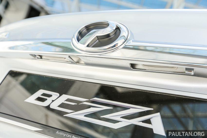 Perodua Bezza上市,完整报导,价格从 RM37k-RM51k Image #94
