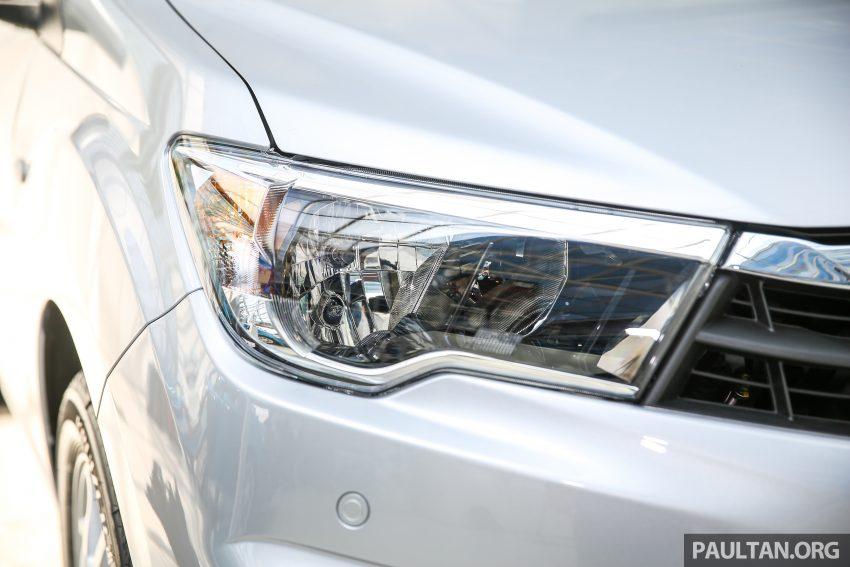 Perodua Bezza上市,完整报导,价格从 RM37k-RM51k Image #76