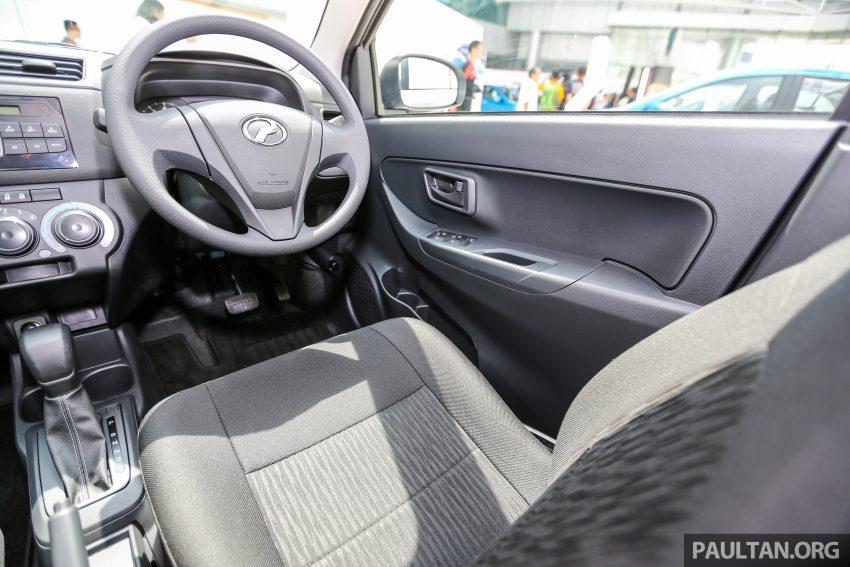 Perodua Bezza上市,完整报导,价格从 RM37k-RM51k Image #120