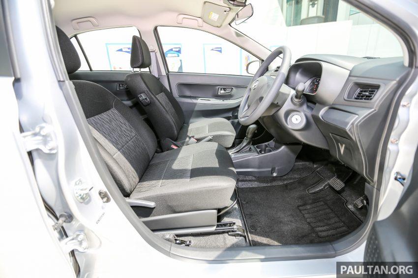 Perodua Bezza上市,完整报导,价格从 RM37k-RM51k Image #121