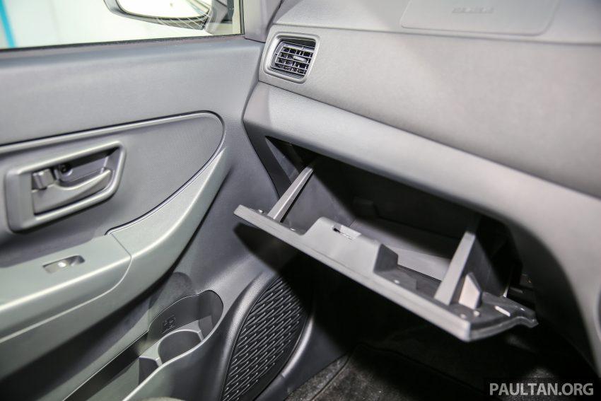Perodua Bezza上市,完整报导,价格从 RM37k-RM51k Image #106