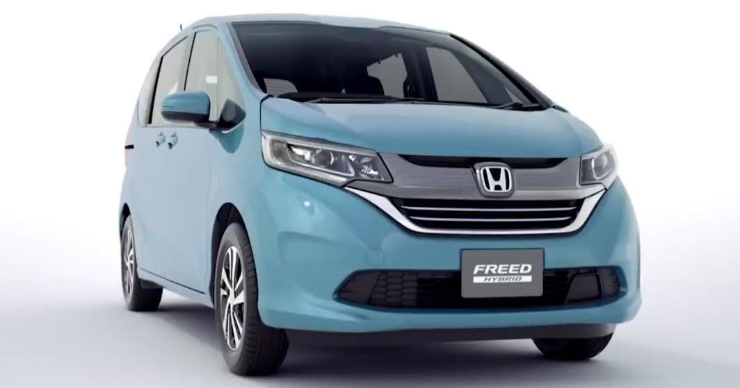 日本将推介全新honda Freed,有望重回马来西亚市场吗? Honda Freed More Details