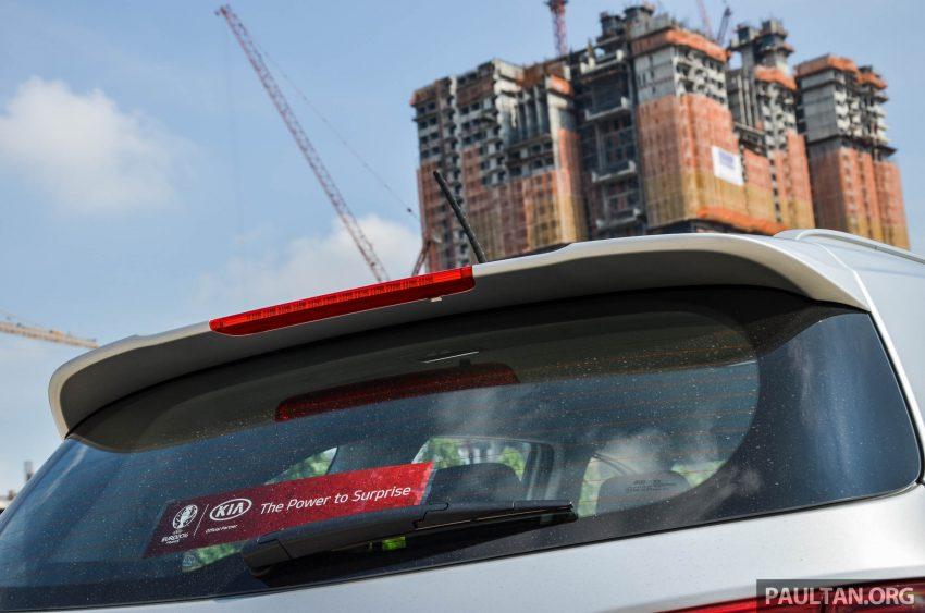 """这样""""柴""""有力!全新Kia Sorento 2.2 CRDI深度试驾报告 Image #2699"""