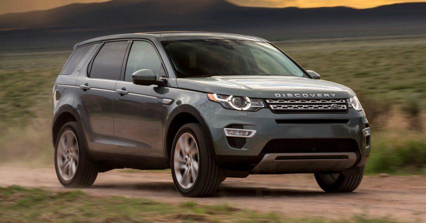 柴油版Land Rover Discovery Sport面市,首年免供期! Image #4019