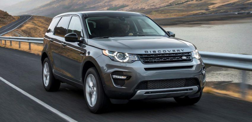 柴油版Land Rover Discovery Sport面市,首年免供期! Image #4021