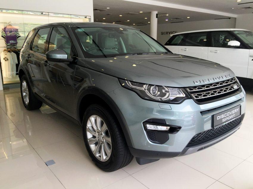柴油版Land Rover Discovery Sport面市,首年免供期! Image #4022