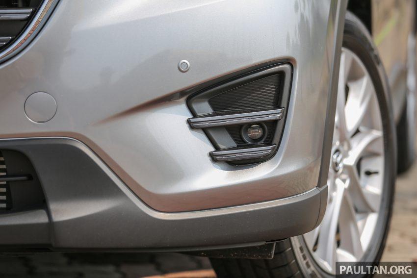 柴油上身,动力提升!Mazda CX-5 SkyActiv-D试驾体验! Image #4278