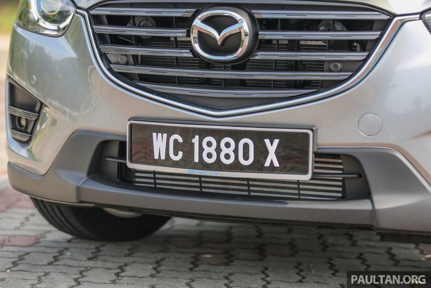柴油上身,动力提升!Mazda CX-5 SkyActiv-D试驾体验! Image #4280