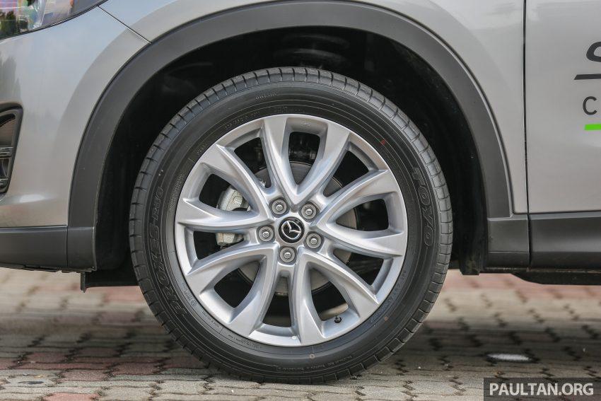 柴油上身,动力提升!Mazda CX-5 SkyActiv-D试驾体验! Image #4283
