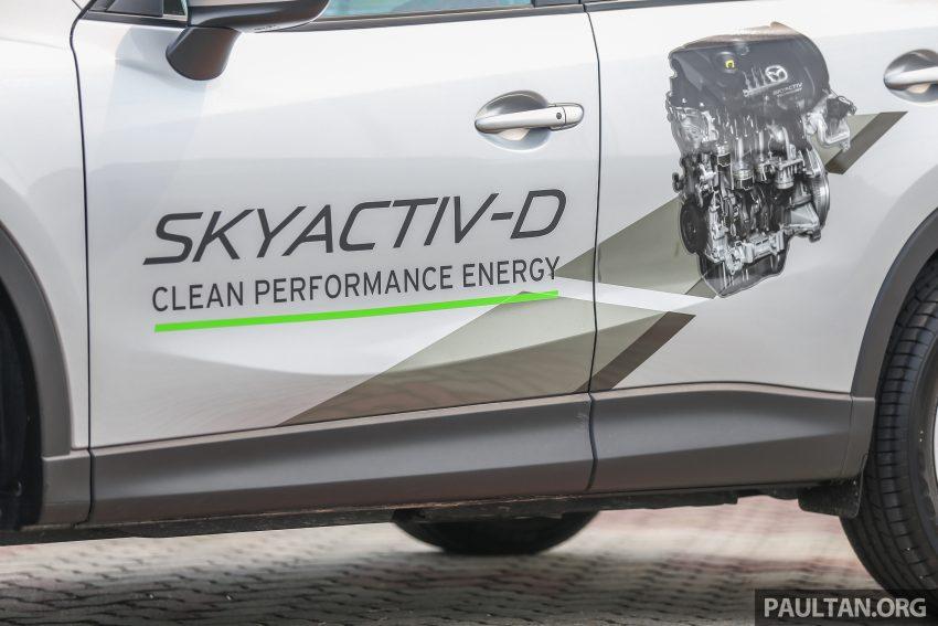 柴油上身,动力提升!Mazda CX-5 SkyActiv-D试驾体验! Image #4287