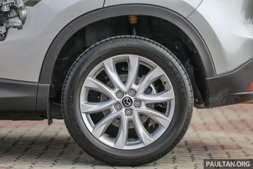 柴油上身,动力提升!Mazda CX-5 SkyActiv-D试驾体验! Image #4288