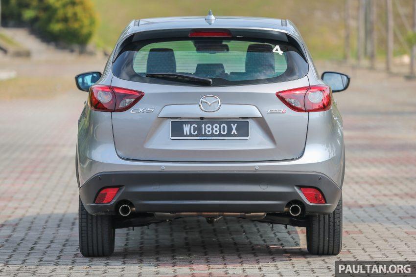 柴油上身,动力提升!Mazda CX-5 SkyActiv-D试驾体验! Image #4289