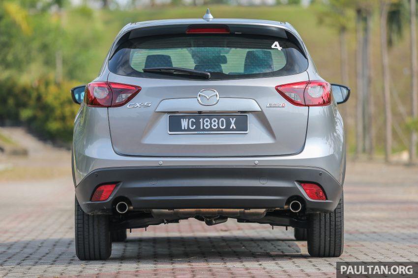 柴油上身,动力提升!Mazda CX-5 SkyActiv-D试驾体验! Image #4290