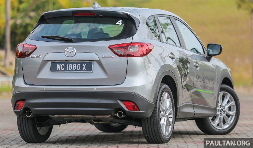 柴油上身,动力提升!Mazda CX-5 SkyActiv-D试驾体验! Image #4294