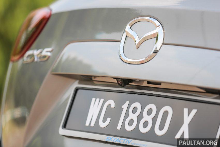 柴油上身,动力提升!Mazda CX-5 SkyActiv-D试驾体验! Image #4299