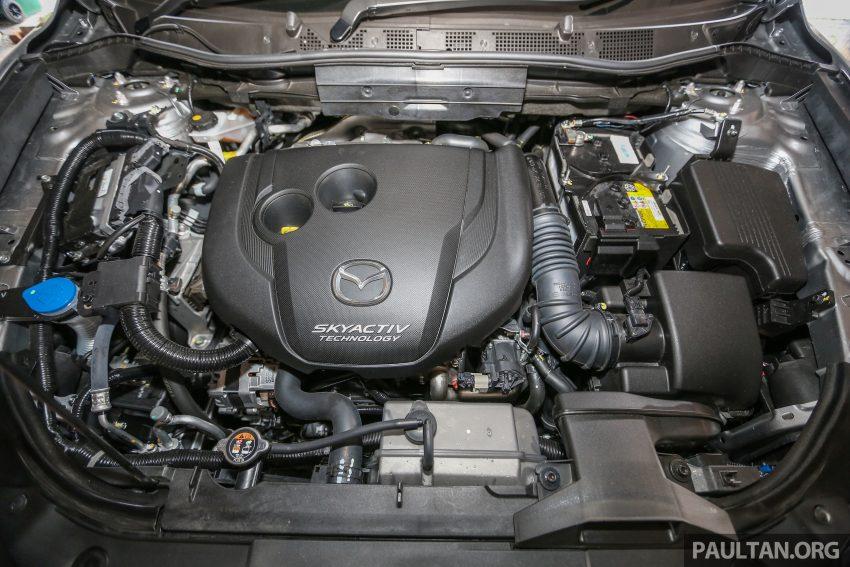 柴油上身,动力提升!Mazda CX-5 SkyActiv-D试驾体验! Image #4302
