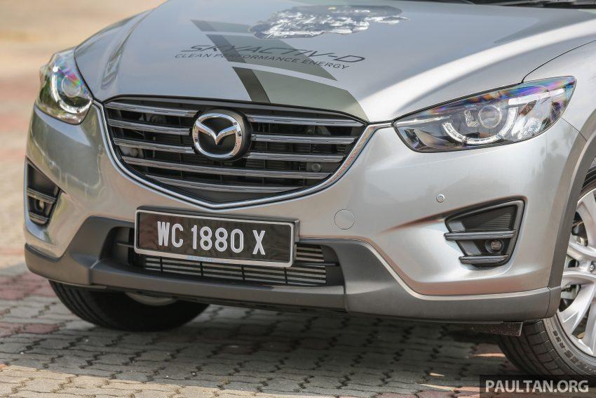 柴油上身,动力提升!Mazda CX-5 SkyActiv-D试驾体验! Image #4275
