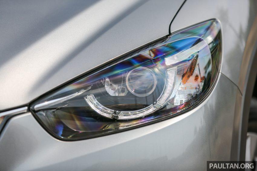 柴油上身,动力提升!Mazda CX-5 SkyActiv-D试驾体验! Image #4276