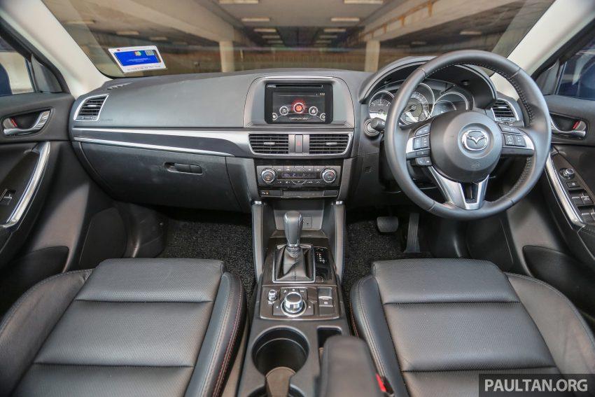 柴油上身,动力提升!Mazda CX-5 SkyActiv-D试驾体验! Image #4329