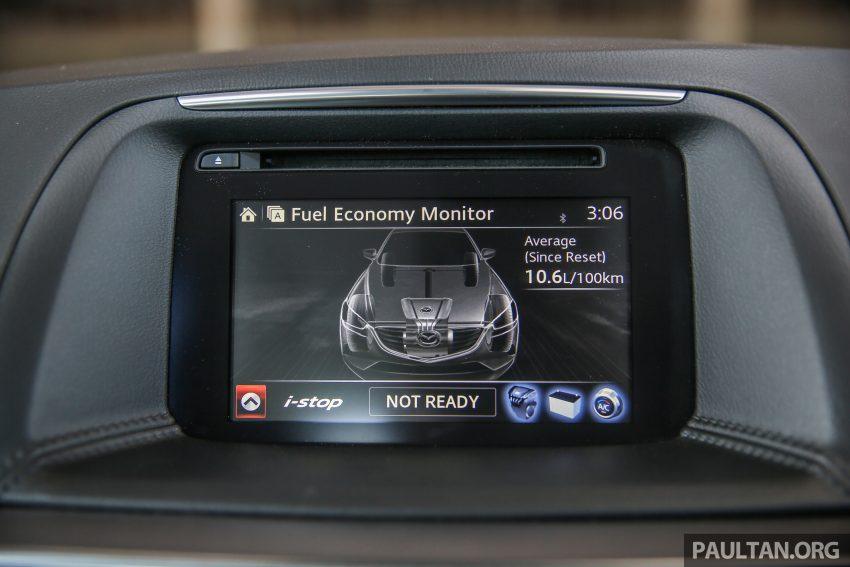 柴油上身,动力提升!Mazda CX-5 SkyActiv-D试驾体验! Image #4306