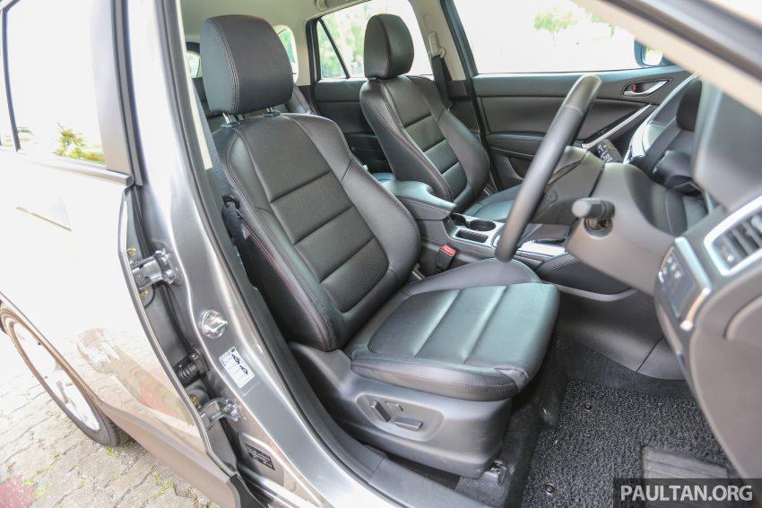 柴油上身,动力提升!Mazda CX-5 SkyActiv-D试驾体验! Image #4334