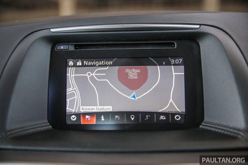 柴油上身,动力提升!Mazda CX-5 SkyActiv-D试驾体验! Image #4308