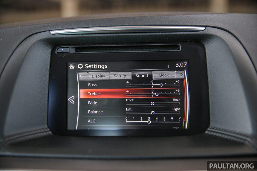 柴油上身,动力提升!Mazda CX-5 SkyActiv-D试驾体验! Image #4312