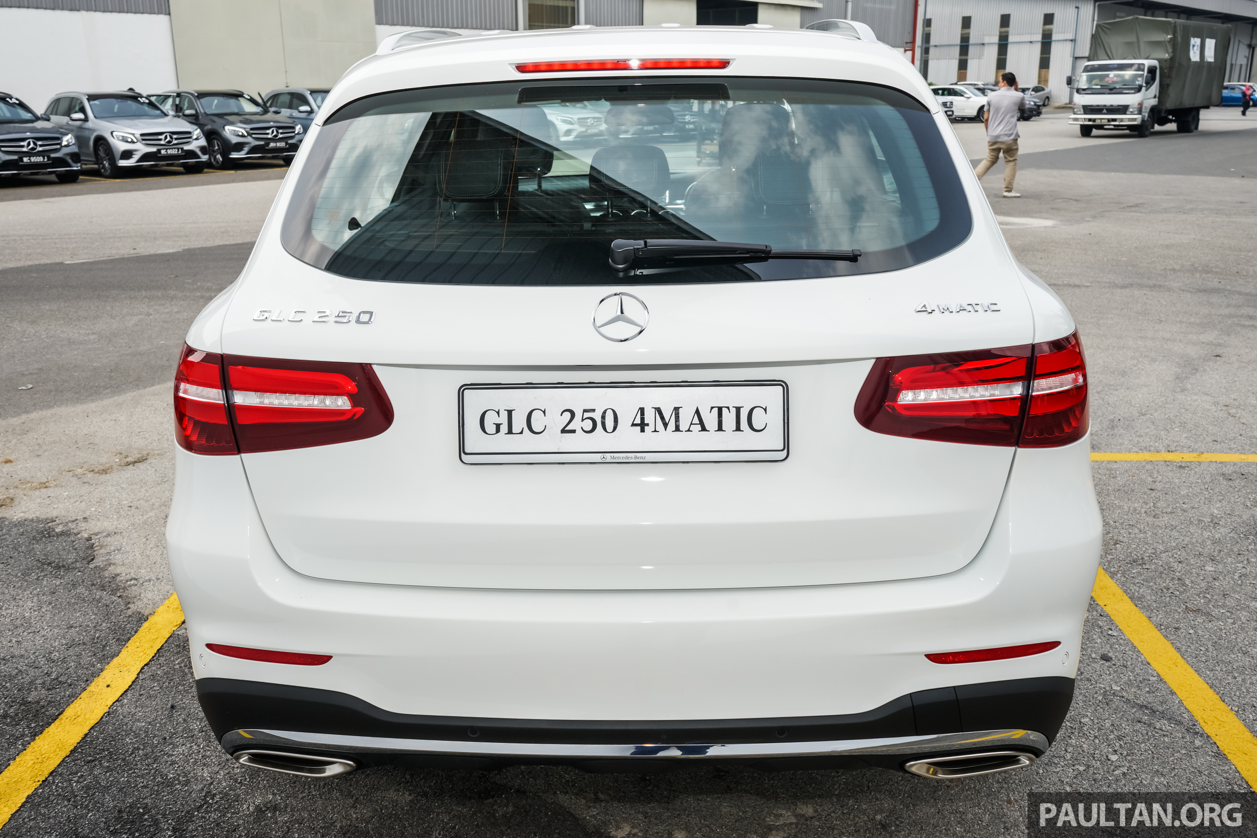 SKD Mercedes-Benz GLC 250上市,售价RM326k! Mercedes-Benz-GLC ...