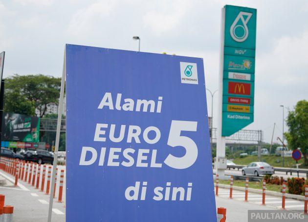 Petronas Dynamic Diesel Euro5  012