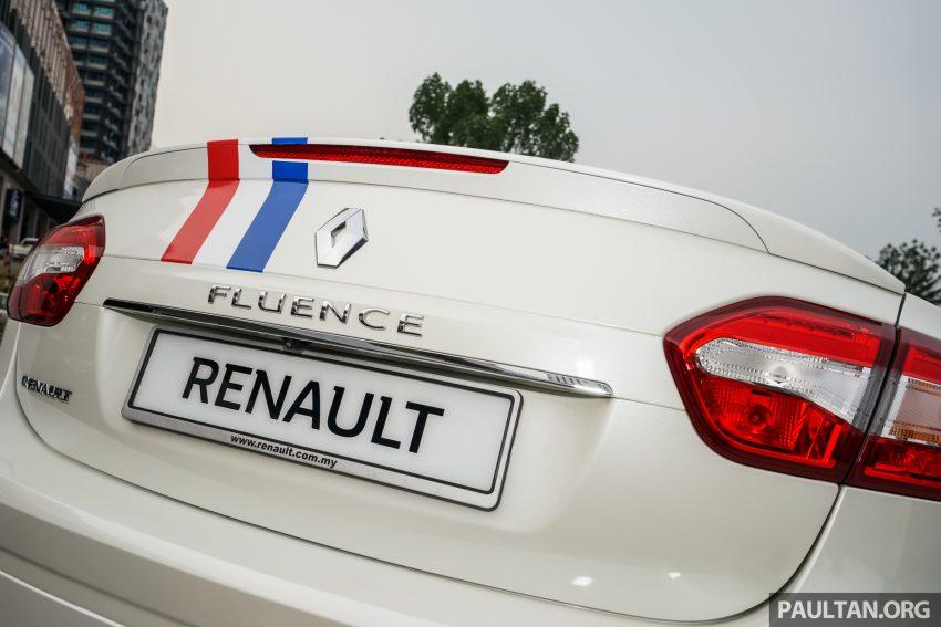 特仕版Renault Fluence Formula上市,售价从RM126k起! Image #4365