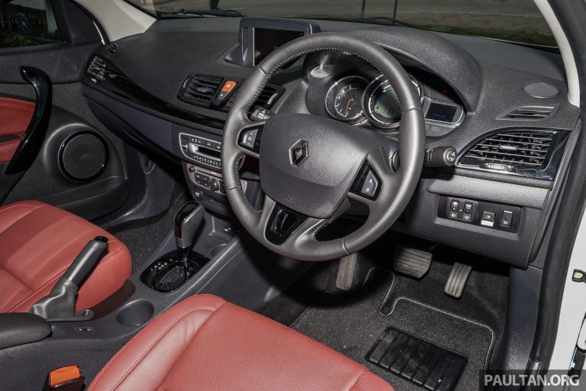 特仕版Renault Fluence Formula上市,售价从RM126k起! Image #4369