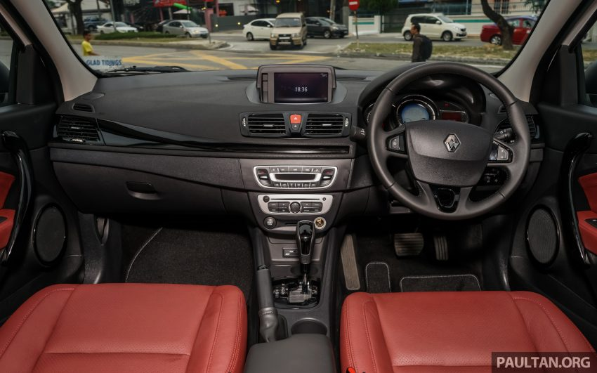 特仕版Renault Fluence Formula上市,售价从RM126k起! Image #4370
