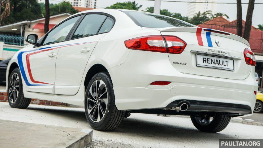 特仕版Renault Fluence Formula上市,售价从RM126k起! Image #4353