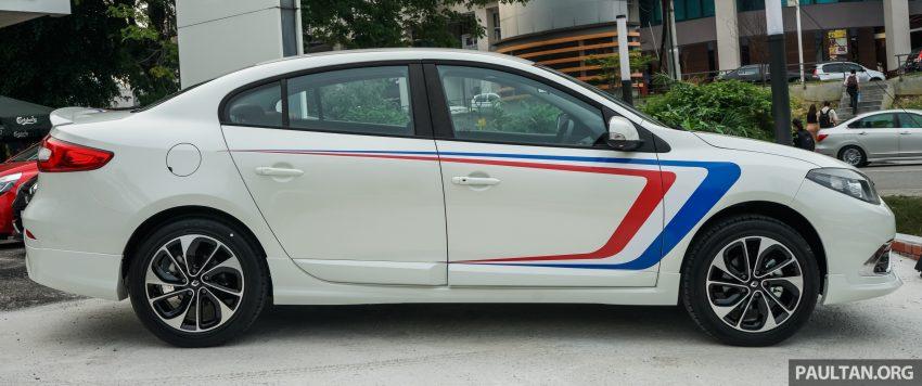 特仕版Renault Fluence Formula上市,售价从RM126k起! Image #4355