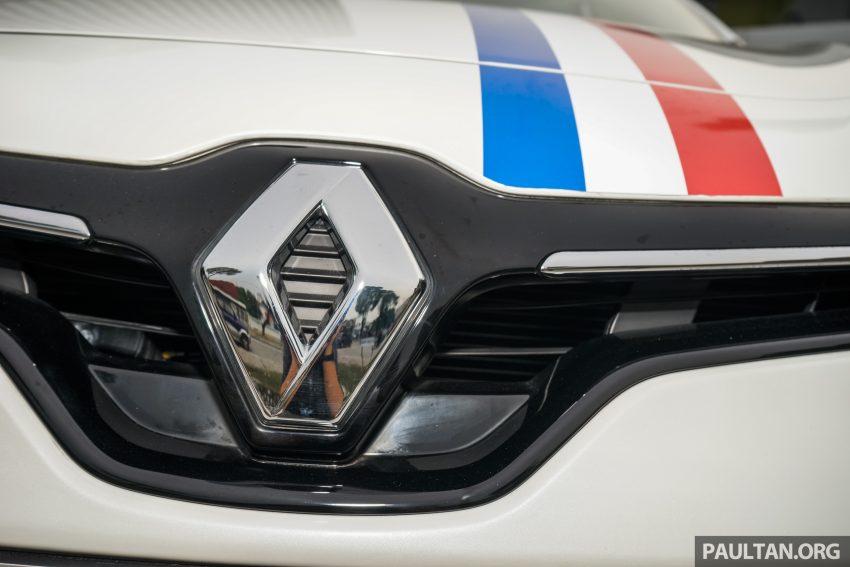 特仕版Renault Fluence Formula上市,售价从RM126k起! Image #4358