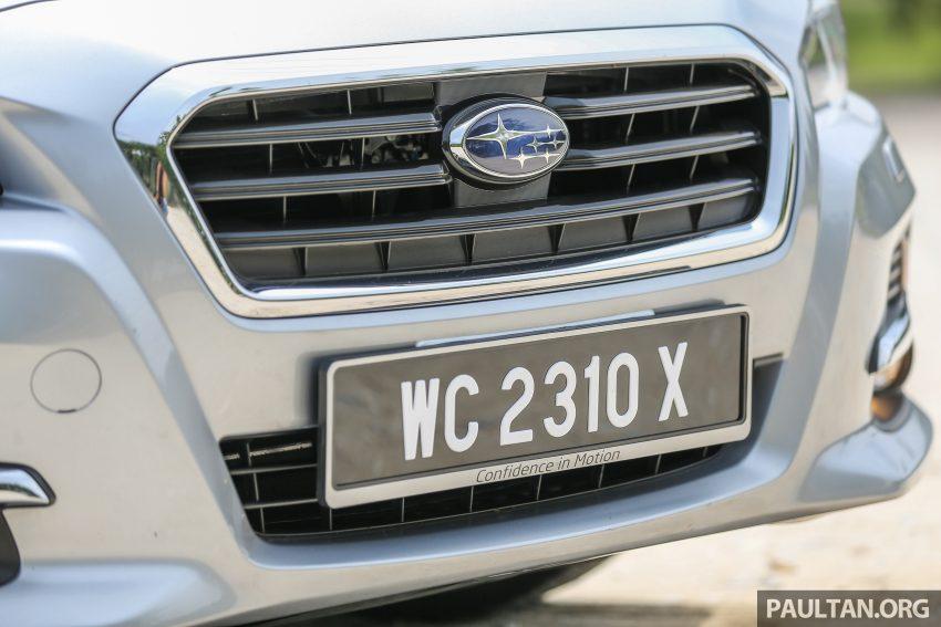 集性能、操控与空间于一体,Subaru Levorg深度试驾报告。 Image #4172