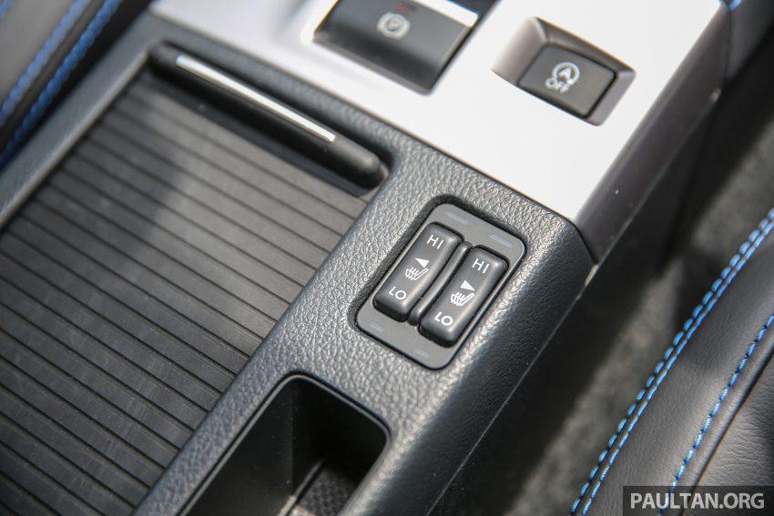 集性能、操控与空间于一体,Subaru Levorg深度试驾报告。 Image #4212