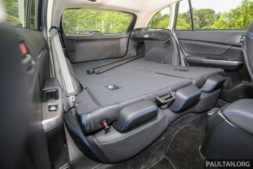 集性能、操控与空间于一体,Subaru Levorg深度试驾报告。 Image #4237